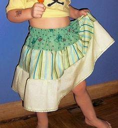 indietutes: tiered skirt, aka the twirl skirt