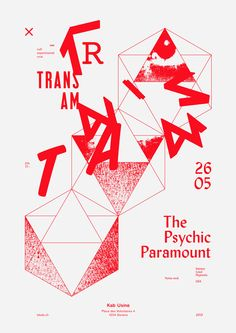 (via It's Nice That: Cracking set of typographic gig posters from Todeschini Mamie)
