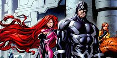 Scott Buck Would Be The Showrunner For The Inhumans     Marvel has chosen Iron Fist showrunner Scott Buck to oversee The Inhumans their upcoming ABC series which will premiere in IMAX theatres in September 2017. Set to revolve around Black Bolt and the Royal Family casting is expected to get underway shortly now that Buck has come on board to steer the ship.  Iron Fisthasnt premiered yet but Marvel is obviously pleased with the showrunners work on the series if theyre bringing him in to take…
