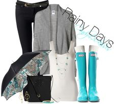 """Rainy Days"" by candy420kisses on Polyvore"
