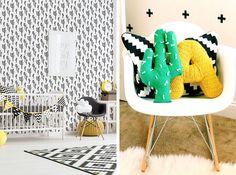 Já perceberam como os cactos e suculentas estão em alta? E não são só as plantinhas, mas sua imagem também! São almofadas, estampas, objetos decorativos, papel de parede, entre outros! Saiba mais sobre essa tendência no blog!