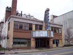 Regent Movie Theater- Springfield Ohio History