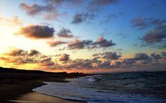 EL SALER (VALENCIA). Quien quiere el Caribe teniendo estos increibles atardeceres en la Playa del Saler a tan solo 7 minutos en coche del Hotel Beatriz Rey Don Jaime****