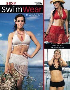 Sexy Swimwear To Crochet - I Crochet World Free Crochet, Crochet Kits, Knit Crochet, Crochet Bikini Pattern, Swimwear Cover Ups, Crochet World, Crochet Patterns For Beginners, Swimsuits, Bikinis