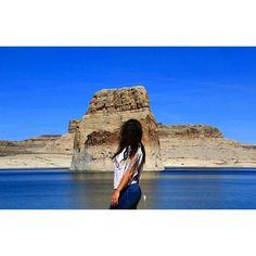 Lake Powell ; Az  #arizona #utah #lakepowell #horseshoebend #antelopecanyon #brycecanyon #monumentvalley #grandcanyon #nationalpark #navajonation #trip #traveltheworld #travelling #travel #travelgram #neverstopexploring #desert #discovering #exploring #igtravel #francaisauxusa #wanderlust #westcoast #california #nevada #lasvegas #america #deathvalley #roadtrip #roadtrippin   Photo de @healpurp