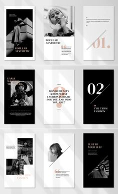 Instagram Stories Templates AI, PSD, SKETCH Page Layout Design, Web Design, Graphic Design Layouts, Graphic Design Inspiration, Layout Book, Story Instagram, Instagram Design, Instagram Story Template, Instagram Accounts