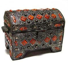 black jewelry box - Google Search