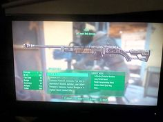 Thought this was a good name for my combat rifle #Fallout4 #gaming #Fallout #Bethesda #games #PS4share #PS4 #FO4