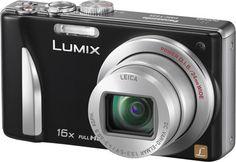 The Panasonic DMC has Leica zoom in an extra compact camera body, Full HD movies and lots of creative options Camera Deals, Camera Shop, Best Digital Camera, Digital Slr, Digital Cameras, Mode 3d, Cameras Nikon, 35mm Camera, Pocket Camera