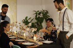 #socialdinner #opentable #supperclub #sevilla #secretdinner Open Table, Supper Club, Table Settings, Dinner, Sevilla, Dining, Food Dinners, Place Settings, Restaurant