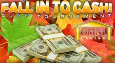 Join #NewSlotTournament at #OmniCasino  Omni Casino, has just launched its new fall-themed #slotstournament and thy will be giving away R140,000 in prizes to lucky players.  http://www.onlinecasinosonline.co.za/blog/join-new-slot-tournament-at-omni-casino.html