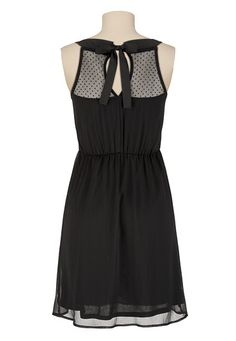 Little Black Dress w a Summer Time Twist, at Maurices in historic downtown Laramie, WY