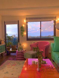 "minahil on Twitter: ""home appreciation 💜✨💖✨💕… "" Room Ideas Bedroom, Bedroom Decor, Dream Home Design, House Design, Indie Room, Aesthetic Room Decor, Dream Apartment, Dream Decor, Dream Rooms"