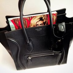 SAY YES  - PLEASE!! The tote of all totes #celine