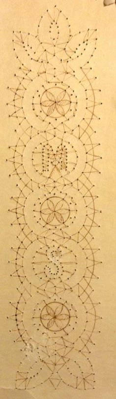 Bobbin Lacemaking, Bobbin Lace Patterns, Lace Heart, Paper Embroidery, Lace Jewelry, Needle Lace, Lace Making, String Art, Lace Detail