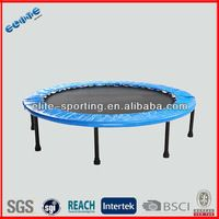 Cheap gymnastics equipment for sale indoor trampoline for body building