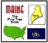 maine state flag facts
