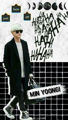 SUGA ♡♡♡ Min Yoongi Bts, Jimin Jungkook, Min Suga, Min Yoongi Wallpaper, Bts Wallpaper, Daegu, Agust, Memes, Bts Backgrounds