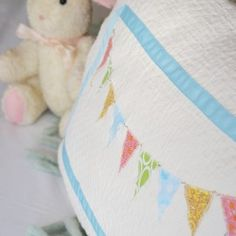 Pillows for a Nursery - Homejoy