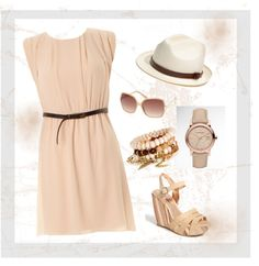 """Summery Date at the Park"" by stephlin on Polyvore"