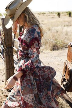 Prairie Patch Dress