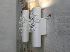 CAPODIMONTE Wall light Capodimonte Collection by Karman design Matteo Ugolini