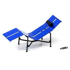 iBacana - Cadeira PMR Azul