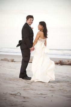 Coastal Wedding - Reese Moore Photography