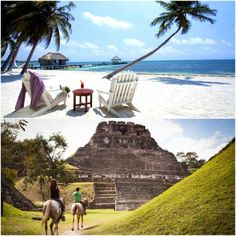 Sand & Stone Belize Vacation Package http://www.kaanabelize.com/blog/index.php/2014/01/21/sand-stone-the-perfect-belize-vacation/ #adventure #xoBelize