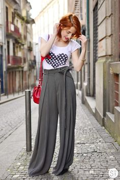 STYLETRACES-dots+on+dots-fashion+blogger_red+head_street+style_look+do+dia_outfit+of+the+day_ootd_polka+dot_palazzo+pants_zara+daily_red_dotty_trends-01.JPG 1,066×1,600 pixels