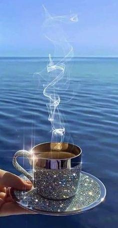 Coffee Love, Coffee Cups, Tea Cups, Girls Dp For Whatsapp, Good Morning Inspirational Quotes, Good Morning Coffee, Morning Blessings, Good Morning Greetings, Chocolate Coffee