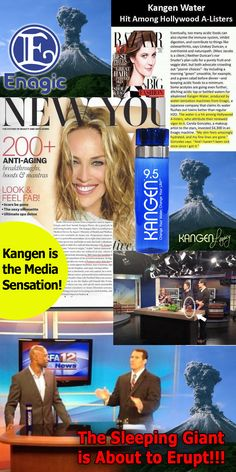 Find out how you can change your water and change your life with Kangen water.