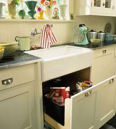 Lavabos cocina estilo cottage 12