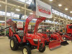 17 Best Branson Tractors images in 2016 | Branson tractor
