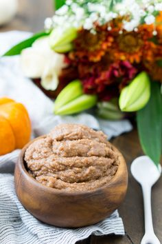 This Pumpkin Spice Sugar Scrub is an easy DIY beauty recipe that will have your skin feeling soft and smelling seasonal! Made with coconut oil, sugar, and spices! Makes a great gift!