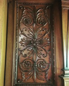Beautiful woodwork d