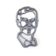 Bill Nye the Science Guy Cookie Cutter – WarpZone Prints