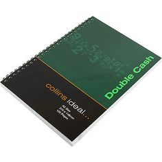 Collins #ideal a5 60 sheet #double cash column book #accounts book keeping ledger,  View more on the LINK: http://www.zeppy.io/product/gb/2/400745538061/