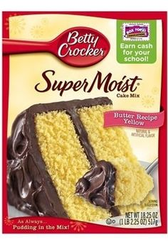 Different Recipes you can make with every kind of cake mix! I have so many cake mixes! I could definitely use this site! :)