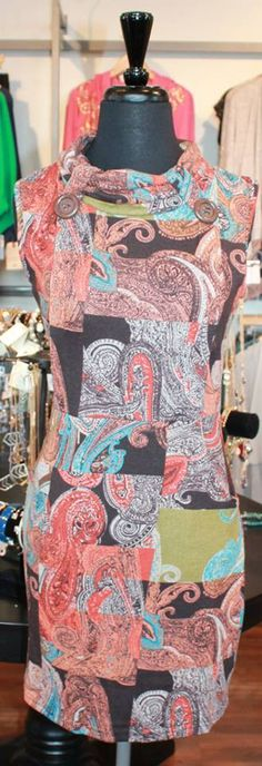 Proven Fit Cap Sleeve Dress, $59 S-XL