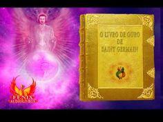 AUDIOLIVRO - 1/2 - O LIVRO DE OURO DE SAINT GERMAIN Saint Germain, New Times, Sacred Geometry, Audio Books, 21st, Youtube, Cap, Waiting On God, Trust In God