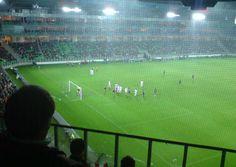 De Euroborg. FC Groningen