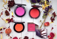 Few of my favourite matte blushes...more info at www.beautifullyophelia.com