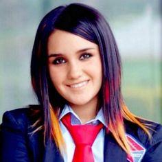 Roberta Pardo / Dulce Maria (Rebelde / RBD)
