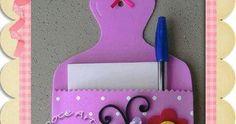 Crea unos bellos porta notas para colocar en tu cocina usando foamy o goma eva. Todos estos porta notas tienen la forma de una tabla de pic... Mothers Day Crafts, Kitchen Organization, Organization Ideas, Feltro, Amor, Nails Shape, Felt Flowers, Coloring Books, Jelly Beans
