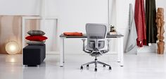 Haworth's ergonomic Zody Task chair. Perfect for the work or home office.