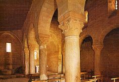 Basílica de San Juan de Baños. Palencia. España.