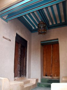Daka Entrance Porch
