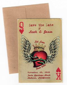 Wild Hearts Save the Date Wildflower Seeds Seed Wedding Favors, Mailing Envelopes, Wildflower Seeds, Vintage Typewriters, Seed Packets, Cursed Child Book, Wild Hearts, Postage Stamps, Save The Date