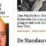 De Standaard vernieuwt: vanaf nu geen spaties meer in de online berichten...